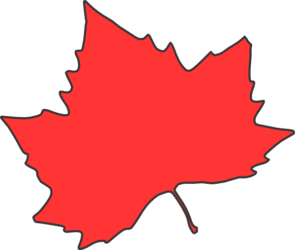 Maple Leaf clipart #1, Download drawings