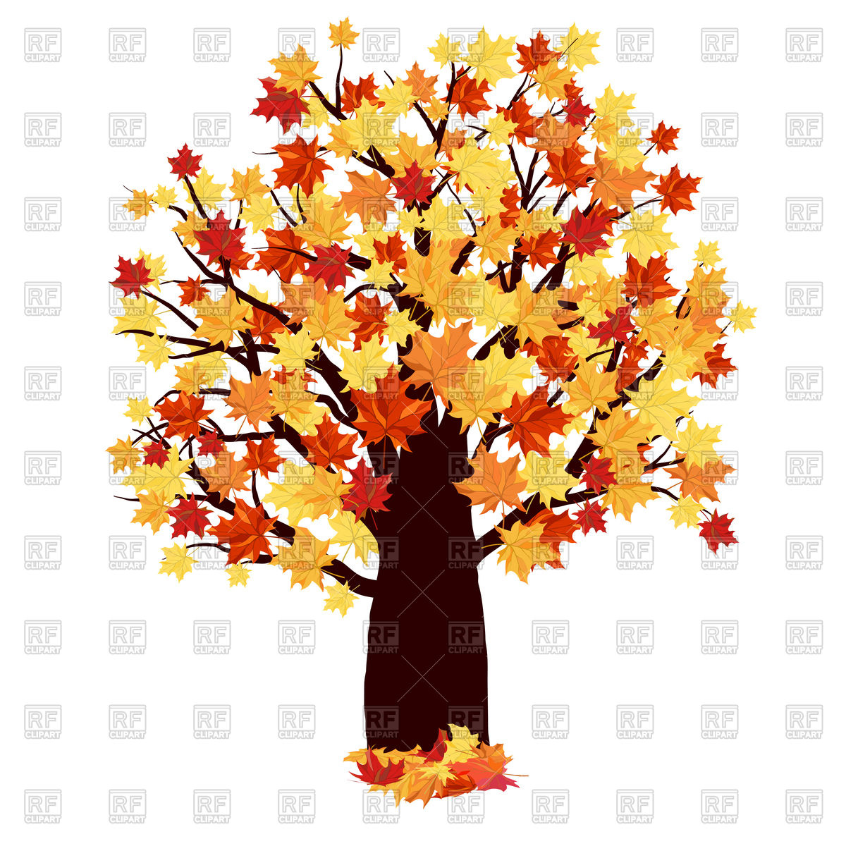 Maple Tree clipart #4, Download drawings