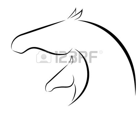 Mare clipart #7, Download drawings