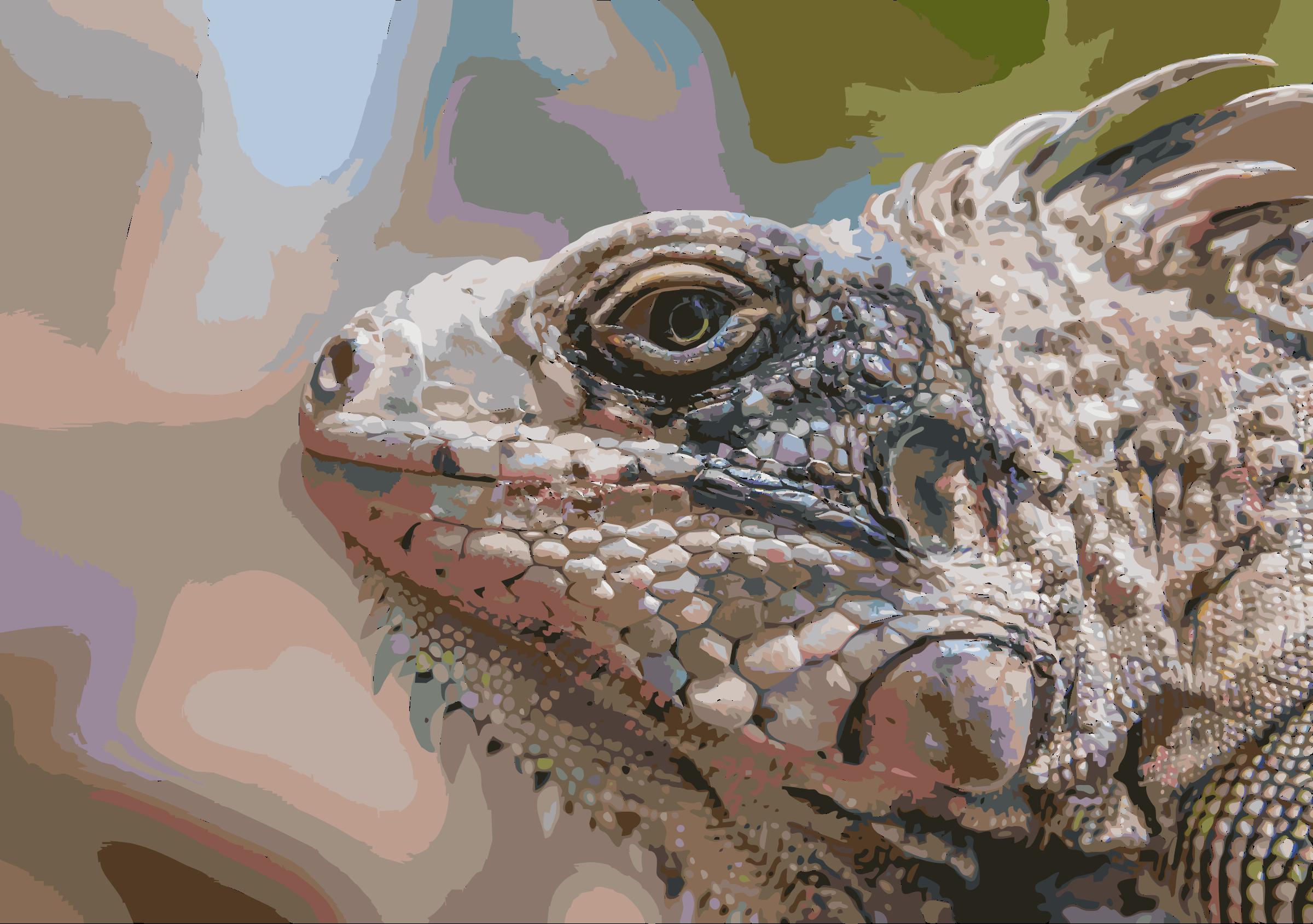 Green Iguana svg #12, Download drawings