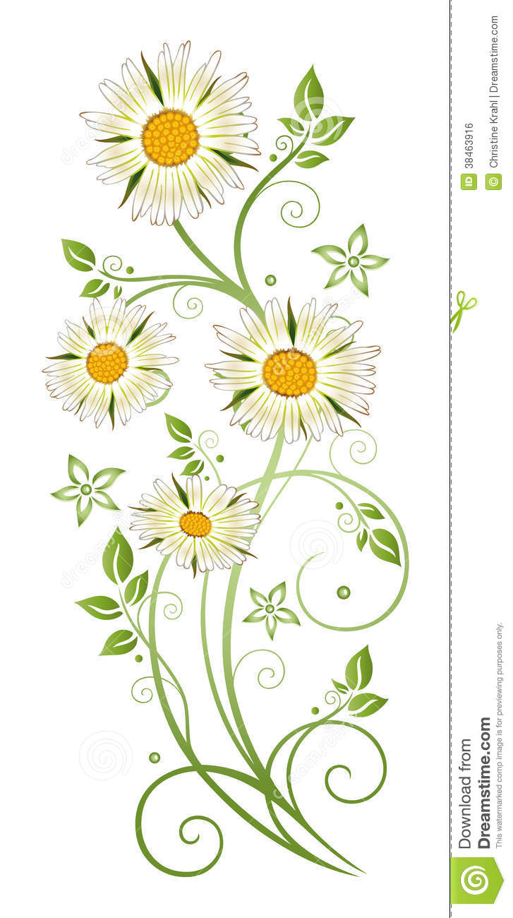 Marguerite clipart #10, Download drawings