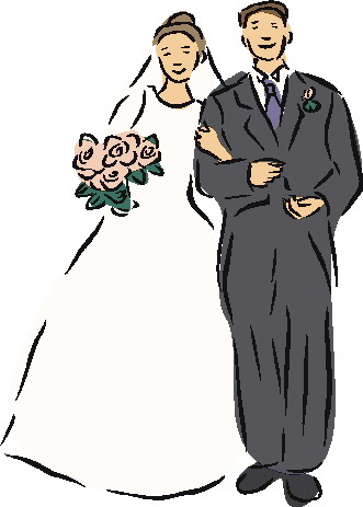 Mariage clipart #2, Download drawings