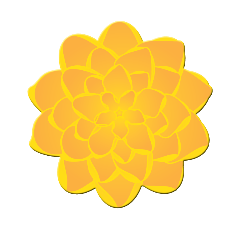 Marigold clipart #16, Download drawings