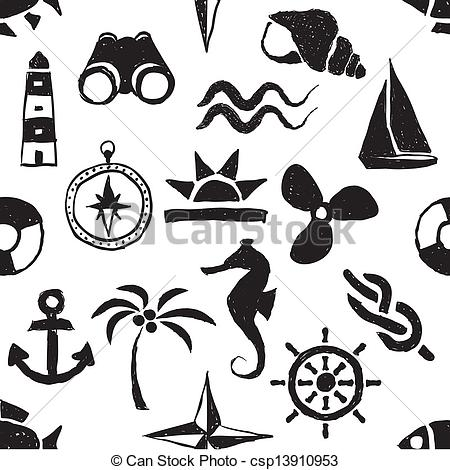 Marine clipart #1, Download drawings