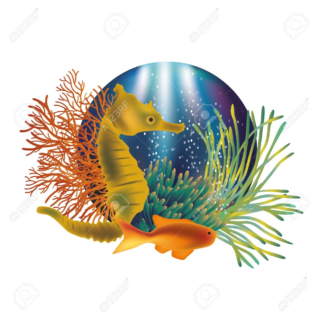 Marine Plant clipart #5, Download drawings