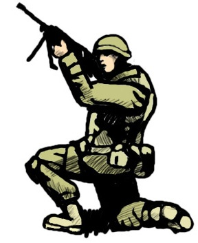 Marines clipart #7, Download drawings