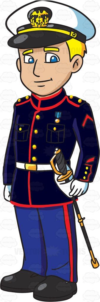 Marines clipart #15, Download drawings