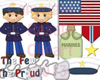 Marines clipart #2, Download drawings
