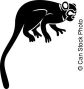 Marmoset clipart #1, Download drawings