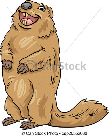 Marmot clipart #4, Download drawings