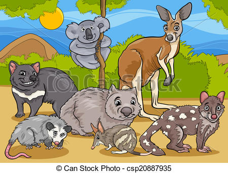 Marsupial clipart #8, Download drawings