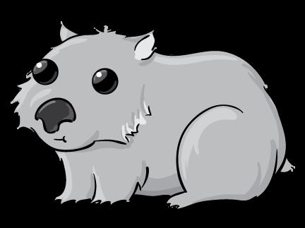 Marsupial clipart #19, Download drawings