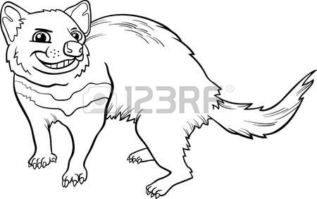 Marsupial coloring #6, Download drawings