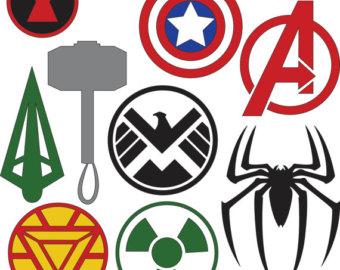 Marvel Comics svg #8, Download drawings
