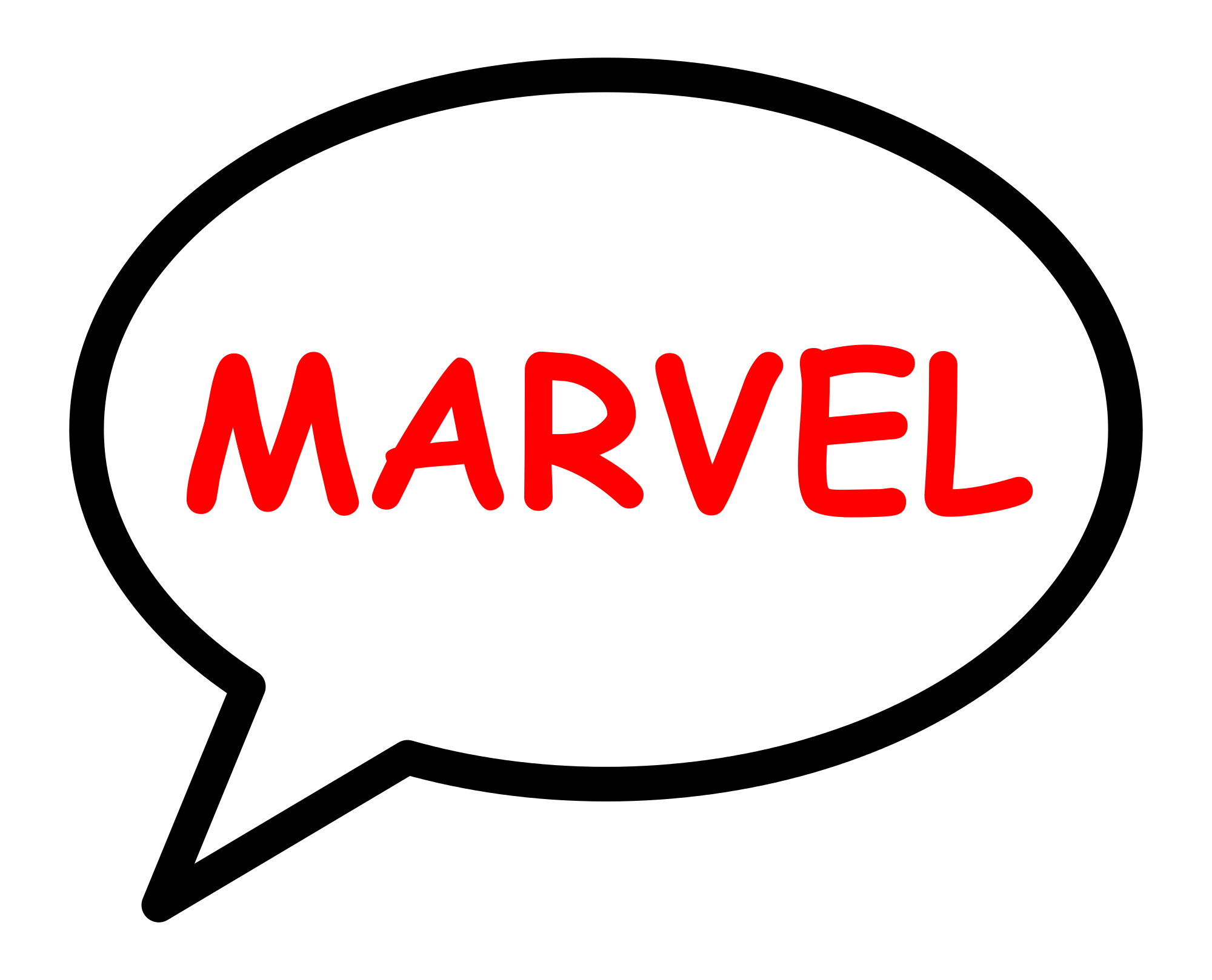 Marvel Comics svg #4, Download drawings
