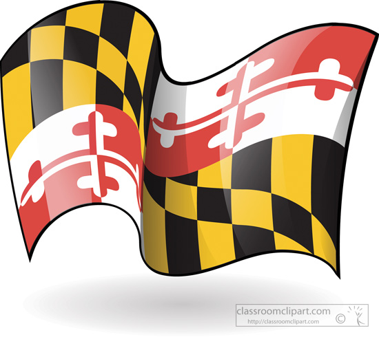 Maryland clipart #1, Download drawings