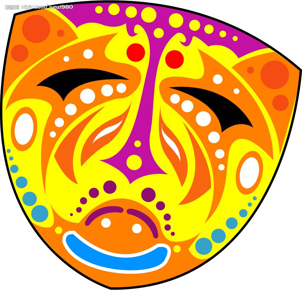 Mask clipart #14, Download drawings