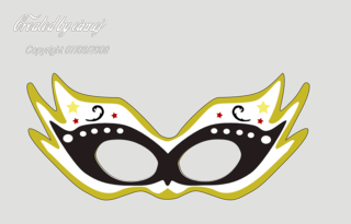 Mask svg #12, Download drawings