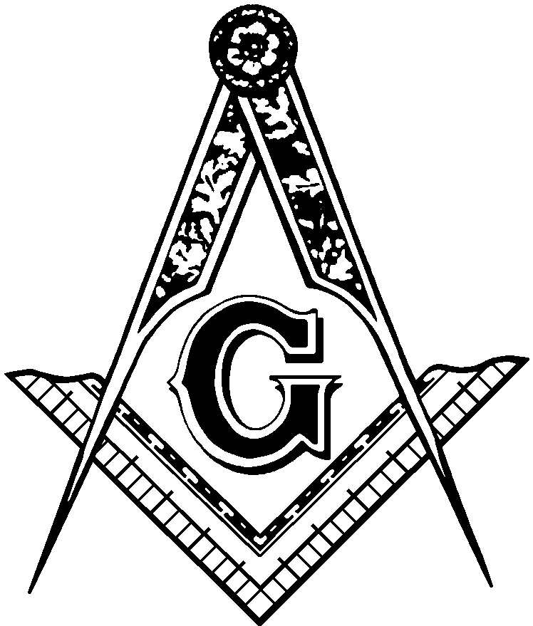 Masonic clipart #1, Download drawings