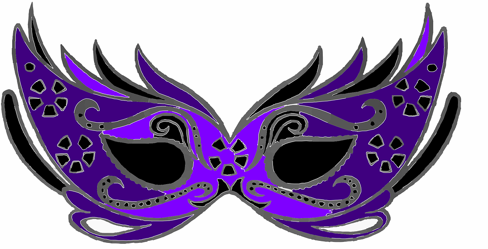 Masquerade svg #1, Download drawings