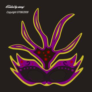 Masquerade svg #4, Download drawings