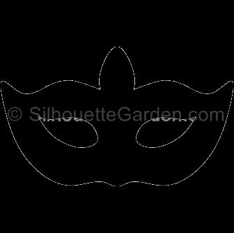 Masquerade svg #10, Download drawings