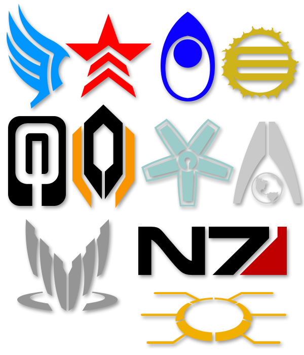 Mass Effect svg #15, Download drawings