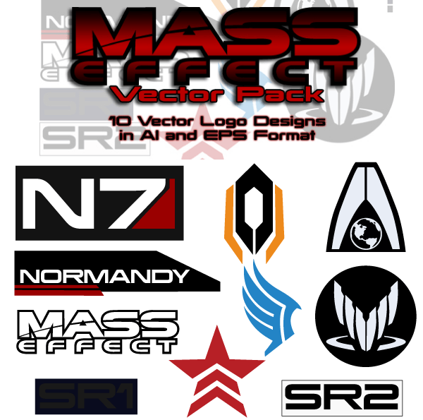 Mass Effect svg #13, Download drawings