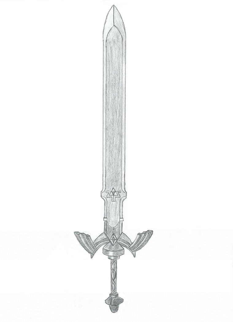 Master Sword coloring #20, Download drawings