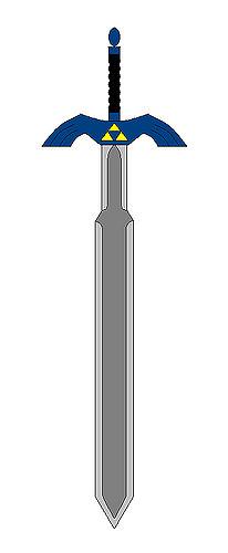 Master Sword coloring #17, Download drawings