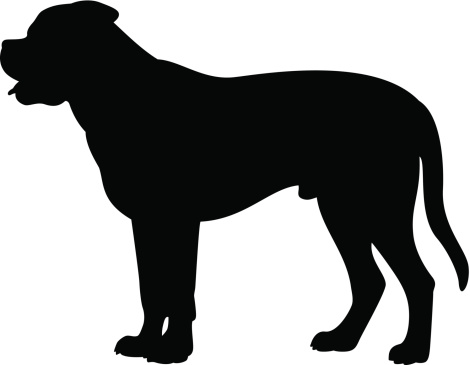 Mastiff clipart #6, Download drawings
