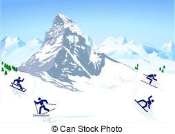 Matterhorn clipart #9, Download drawings