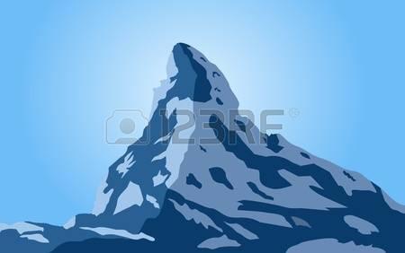 Matterhorn clipart #4, Download drawings