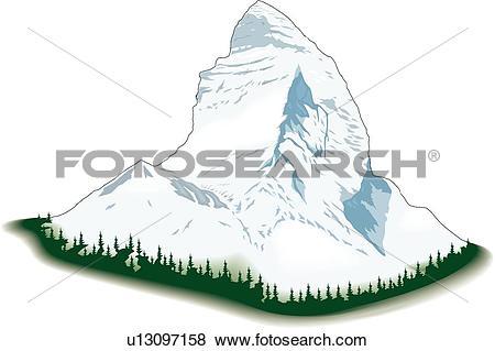 Matterhorn clipart #11, Download drawings