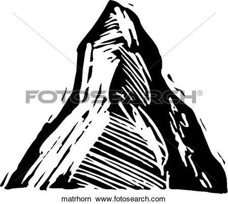 Matterhorn clipart #12, Download drawings