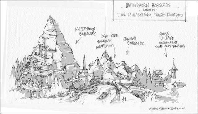 Matterhorn coloring #9, Download drawings