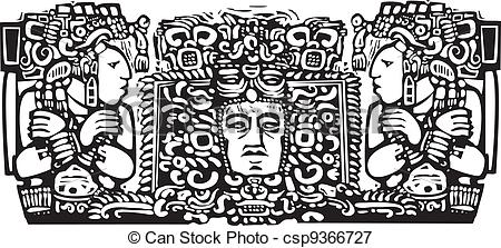Mayan clipart #11, Download drawings