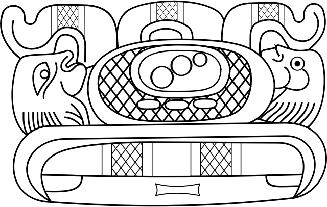 Mayan svg #14, Download drawings