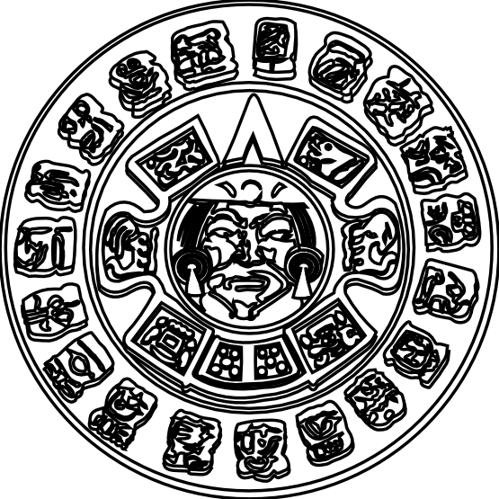Mayan svg #17, Download drawings