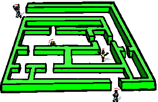 Maze clipart #12, Download drawings