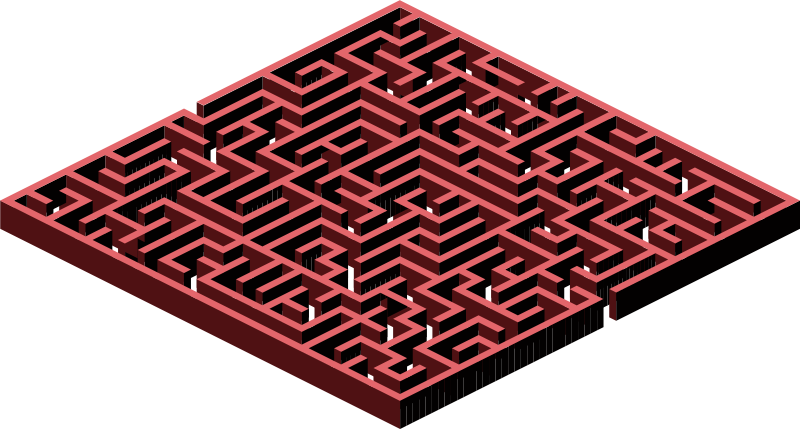 Maze clipart #14, Download drawings