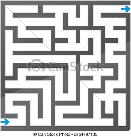 Maze clipart #10, Download drawings