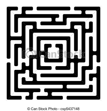 Maze clipart #5, Download drawings