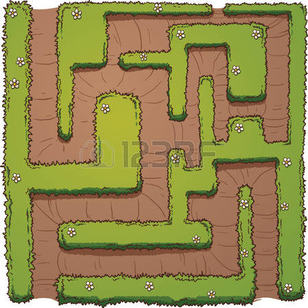 Maze clipart #4, Download drawings
