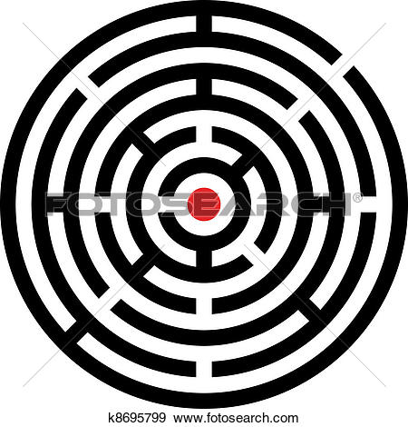 Maze clipart #3, Download drawings
