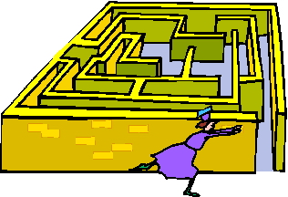 Maze clipart #9, Download drawings