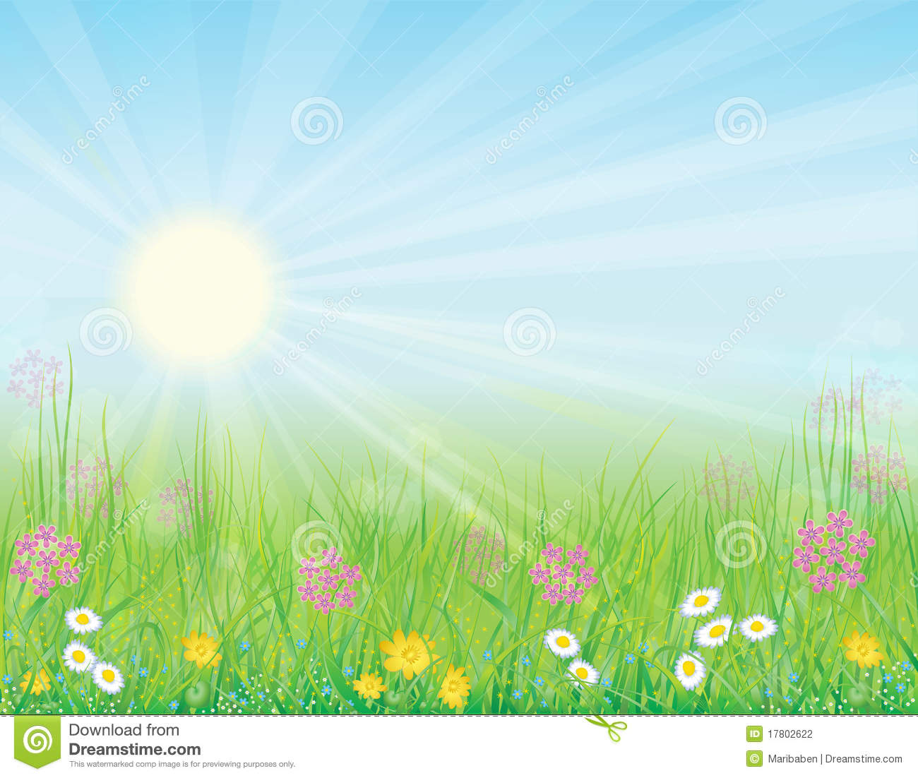 Meadow clipart #5, Download drawings