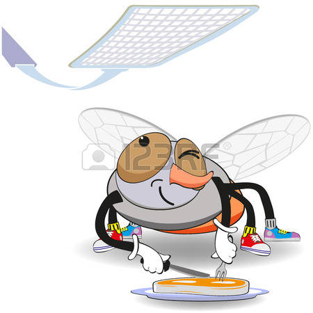 Meatfly clipart #3, Download drawings