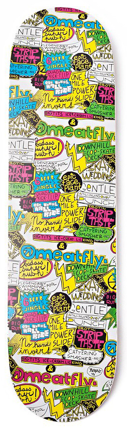 Meatfly coloring #18, Download drawings