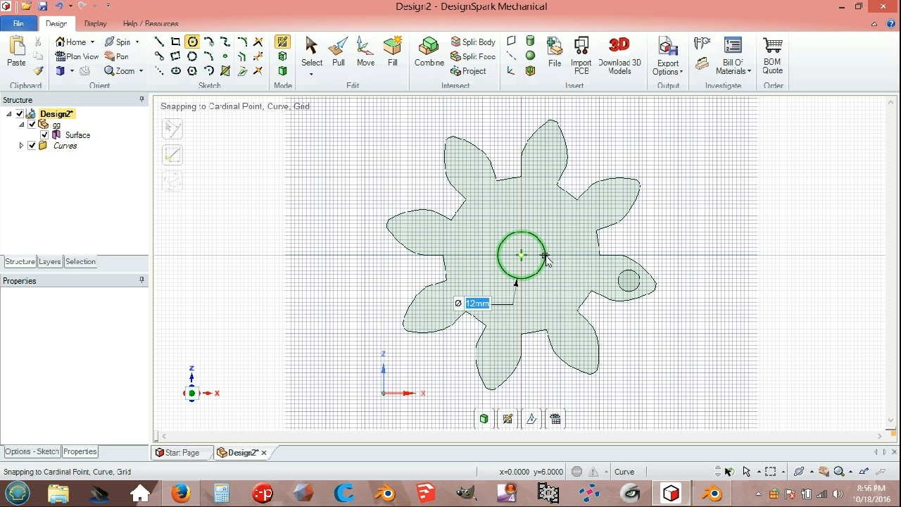 Mechanical svg #2, Download drawings